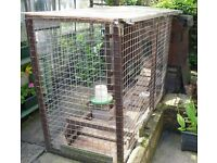 FOR SALE CHICKEN HOUSE/RUN