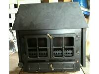 Hunter multi fuel stove
