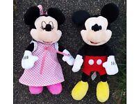 Disney minnie and mickey