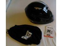 IXS Full face motocycle helmet UK size M