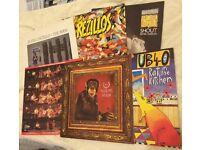 Starter Pack Vintage Punk / Indie Vinyl LPs