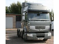 RENAULT PREMIUM ROUTE 460.25 6X2 LD TML Tractor units 2 Available - 2011 from 377793MILES