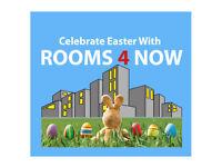 Easter Party Time Short Term Short Let (Minimum guests 10 @£60per person per night)