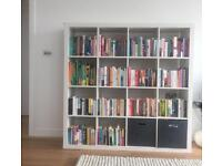 Cubic storage/ bookshelf