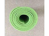 On the Go Green Yoga Mat