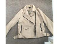 Misguided Suede Jacket