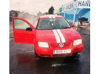 Vw bora 1.6 petrol 105bhp manual 5 speed not - bmw - Audi - Nissan - Mercedes - Ford - seat