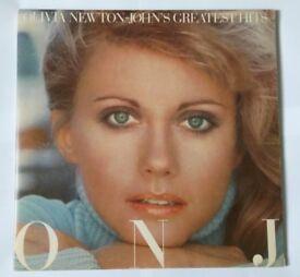 Olivia Newton Jones, Greatest Hits- vinyl record for sale