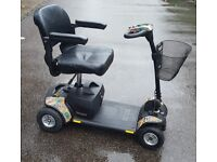 GO GO ELITE Traveller PLUS, 18Ah NEW Batteries, FREE DELIVERY Mobility Scooter