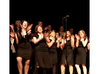 Singers wanted for fun and funky pop, soul & gospel choir