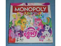 Monopoly Junior 'My Little Pony' Edition
