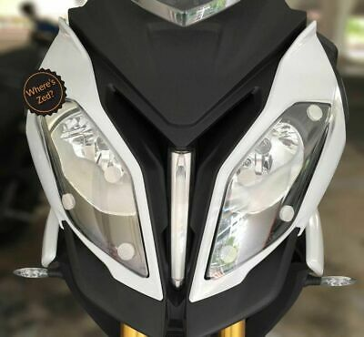BMW S 1000 XR (2015-2019) Motorcycle Headlight Protector / Light Guard Kit