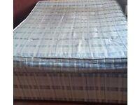 FREE divan double bed