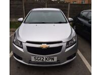 2012 Chevrolet Cruze 1.6 Petrol - VAUXHALL ASTRA IN DISGUISE - In an immaculate condition