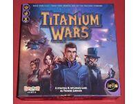 'Titanium Wars' Card Game