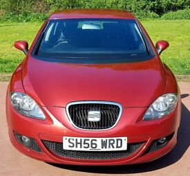 SEAT LEON 1.9 TDI STYLANCE 5DR with 76000 miles