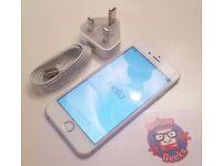 iPhone 6S, 64GB – Grade A – Silver - Unlocked
