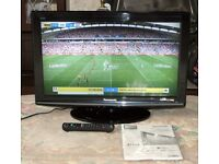 Panasonic 26 inch HD Ready LCD TV with Freeview
