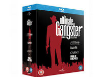 Details about ULTIMATE GANGSTER 5 MOVIE COLLECTION BLU RAY BOX SET SCARFACE CASINO CARLITO WAY