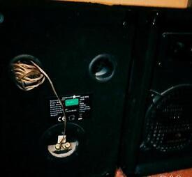 Auna speakers