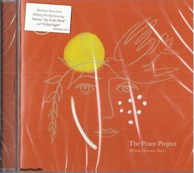 HILLSONG - The Peace Project - Christmas Gospel CCM Music CD ()