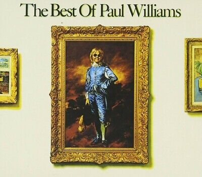 PAUL WILLIAMS - THE BEST OF PAUL WILLIAMS  CD NEW+