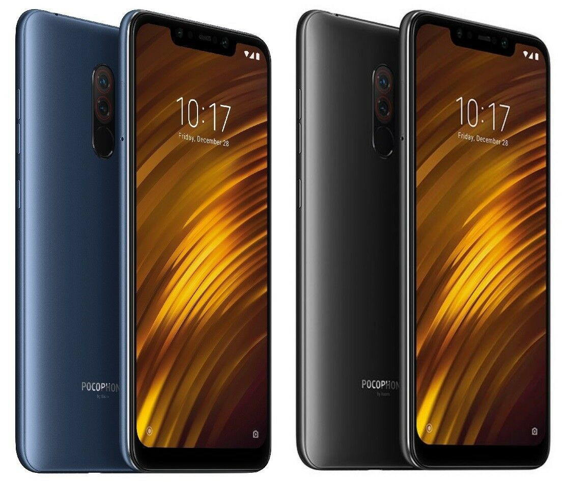 Xiaomi Pocophone F1 64GB (FACTORY UNLOCKED) 6.18