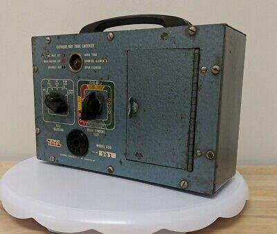 Vintage Eico Cathode Ray Tube Checker Model 630