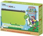 Green Nintendo New Nintendo 3DS XL Consoles