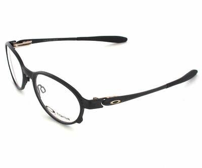 New Oakley OX5067-0251 Overlord Titanium Frame Satin Black 51 (Titanium Oakley Frames)