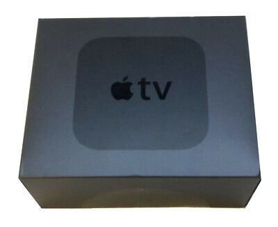 New Apple TV (4th Generation) 32GB HD Media Streamer - A1625  MPN: MGY52LL/A