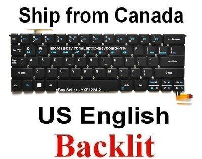 Keyboard for Acer Aspire R13 R7-371 R7-371T R7-371T-71XP NKI1213024 NKI1313007