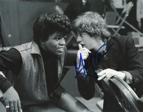 Mick Jagger- Terrific Signed Photograph