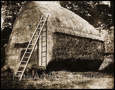 "Henry Fox Talbot Photo ""The Haystack"" 1845"