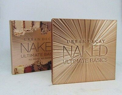Urban Decay Naked Ultimate Basics Matte Eyeshadow 12-Colors Palette