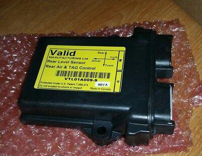 VTL01A009-9 REAR level sensor  AIR & TAG CONTROL VALID TRUELINE Monaco  CHASSIS