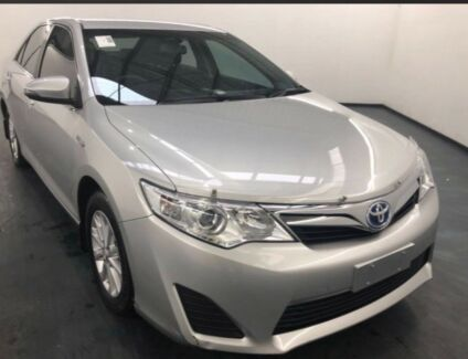 2014 Toyota Camry Hybrid H  (44921 kms) ONLY Coburg Moreland Area Preview
