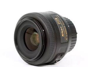 Nikon AF-S DX NIKKOR 35mm f/1.8G Lens Noble Park Greater Dandenong Preview