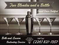 In Need of a Bartender?