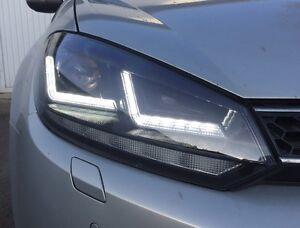 ORIGINAL Osram Xenarc VW Golf 6 VI 08-13 Xenon Scheinwerfer Edition schwarz