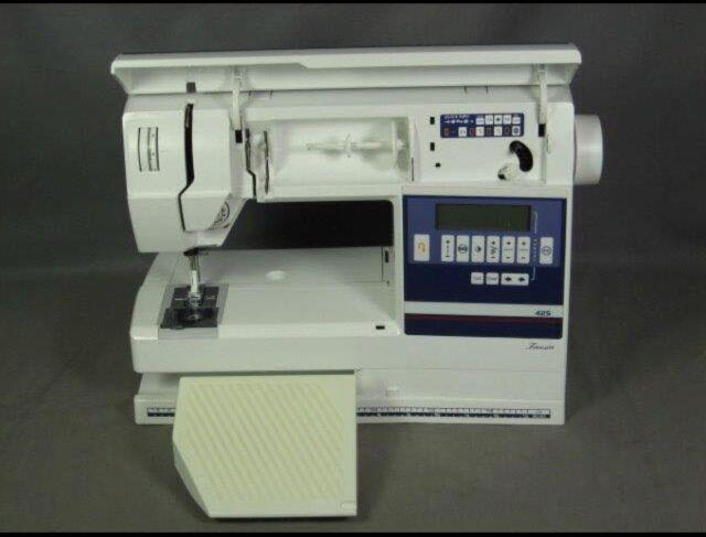 Husqvarna Viking Freesia 40 Sewing Machine Sewing Machines Stunning Husqvarna Viking Freesia 425 Sewing Machine