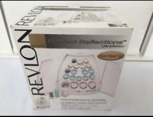 Revlon Perfect Reflections Hot Rollers Curlers