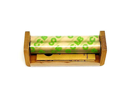 OCB Bamboo Roller 1 1/4 - Roll With Nature - RYO Tobacco Natural  - NEW