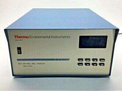 Thermo Environmental Instruments 42c 42chl No-no2-nox Analyzer High Level