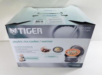 Tiger Exciting Rice Cooker /Warmer JBV-A10U-W ~ Slow Cooker & Steamer Function