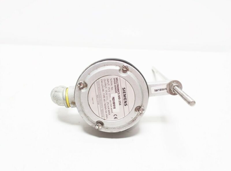 Siemens MD-256 Speed Sensor 15v-dc Rotary Encoder