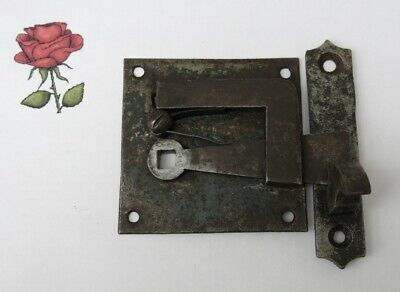 ANTIQUE / VICTORIAN Skeleton Cottage Latch (THIN SPINDLE)
