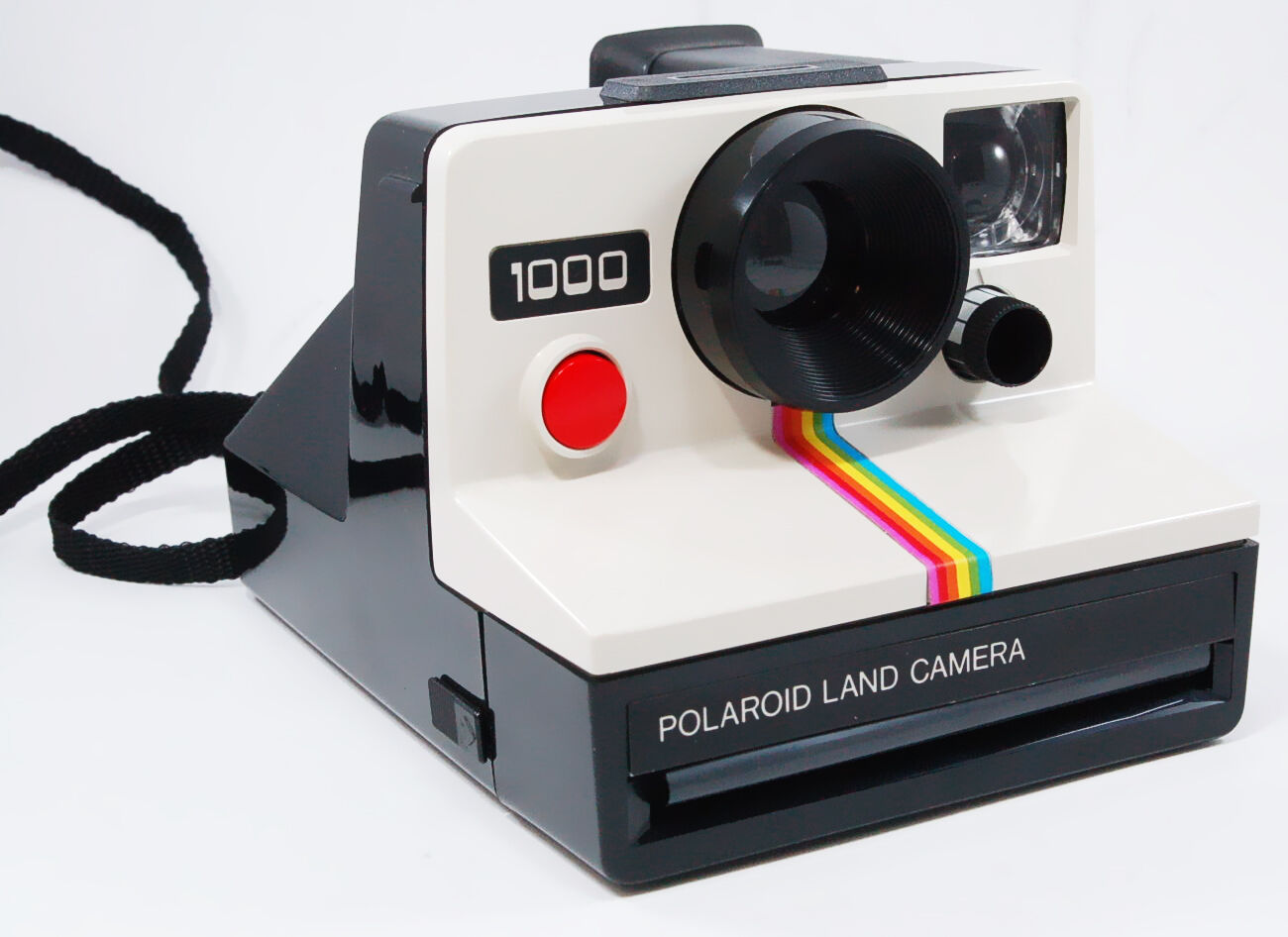 Old fashioned polaroid camera for sale 11