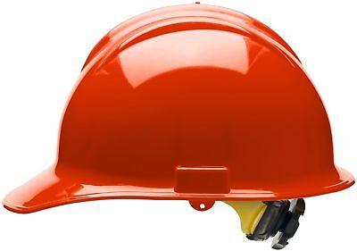 Bullard Cap Style Hard Hat With 6 Point Ratchet Suspension Hi-vis Orange