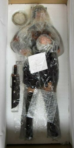 """XENA - GEORGE HARLEN LIMITED EDITION PORCELAIN 24"""" DOLL - COA NUMBERED & SEALED"""